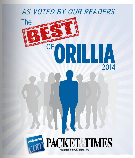 Best of Orillia 2014